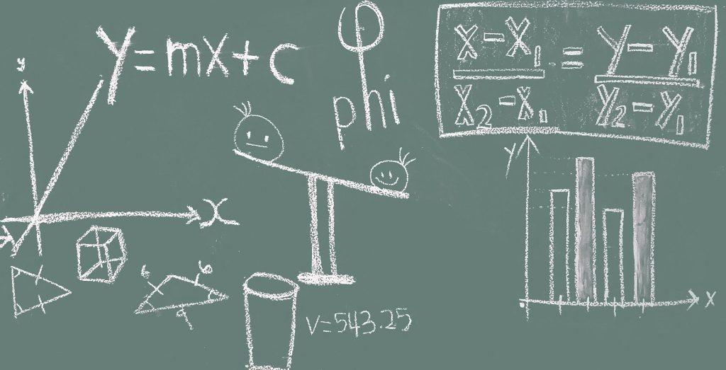 Maths au tableau