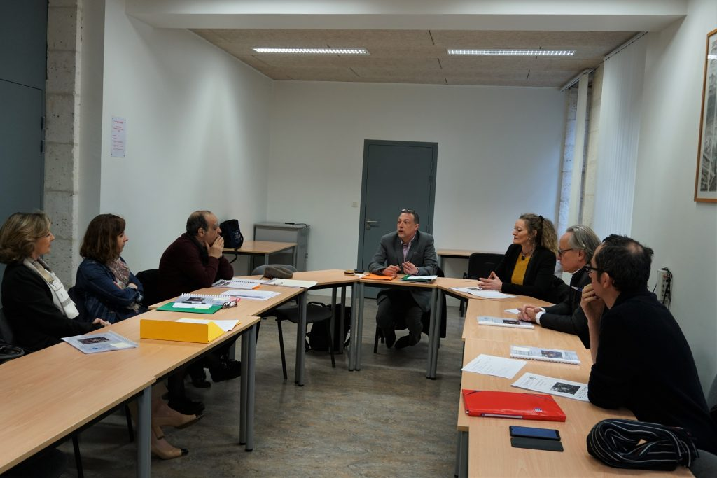 Les membres du jury partagent leurs points de vue